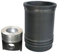 Гильза | Поршень комплект Т-150 | Т-150К | СМД-60 | СМД-72 | КС-6