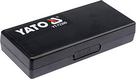 Микрометр 0-25мм YATO YT-72300, фото 3