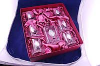 Набор из 6 стаканов для виски в подарочной коробке, фото 1