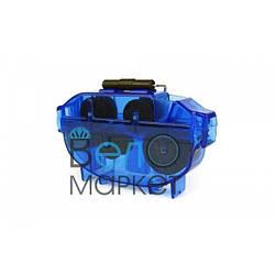 Мийка для вело ланцюга SPELLI SBT-791 на 4 ролика зі знімною ручкою / цепемойка