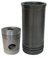 Гильза | Поршень комплект Т-130 | Т-170 | Д-160 | Д-180 | Д-130 | Д-108