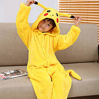 Пижама Кигуруми Пикачу детская на рост 100-110 см