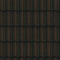 Композитная черепица Gerard Classic цвет chestnut (Жерард классик коричневый)