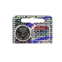Батарейка Maxell CR2032 (1шт.), фото 1