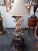 Шикарная напольная  лампа