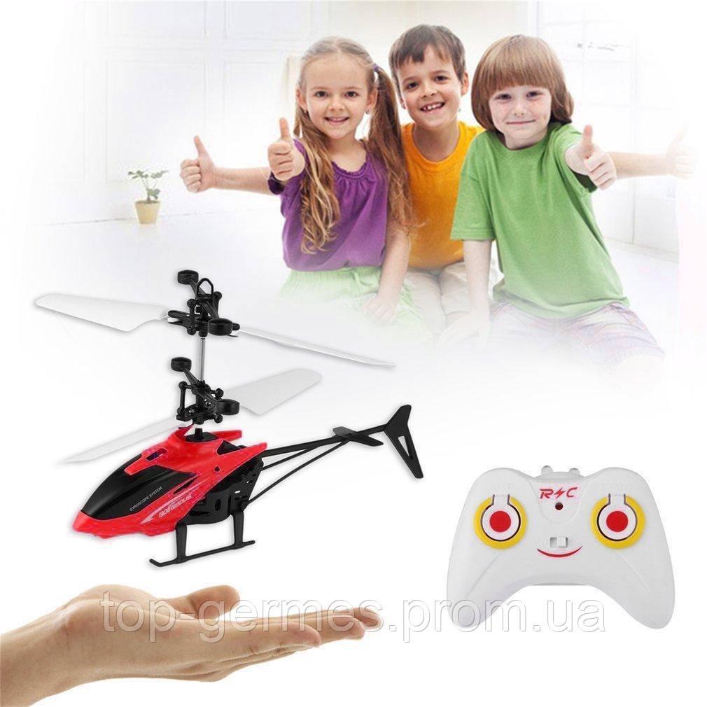Вертолет с дистанционным управлением