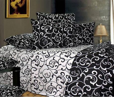 Комплект постельного белья полуторный 150*220 хлопок, фото 2