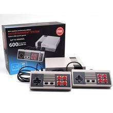 Игровая приставка консоль Dendy NES 8бит 500 игр, 2 геймпада Data Frog