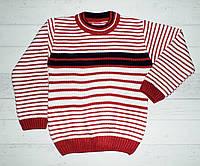 Детский свитер  вязаный для девочек 6,7,8,9 лет 5489612730329