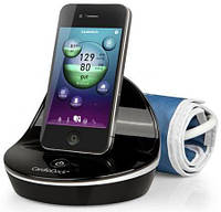 Тонометр CardioDock 2 (модуль) электронный индивидуальный для iPhone 3, 4S, 4/ iPad 1,2,3 , Medisana