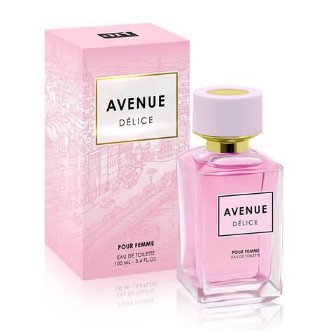 Art Parfum - Avenue Delice EDT 100ml pour Femme (женская туалетная вода), фото 2