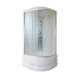 Душевой бокс с глубоким поддоном Q-Tap 900*900 мм (SB9090.2 SAT)