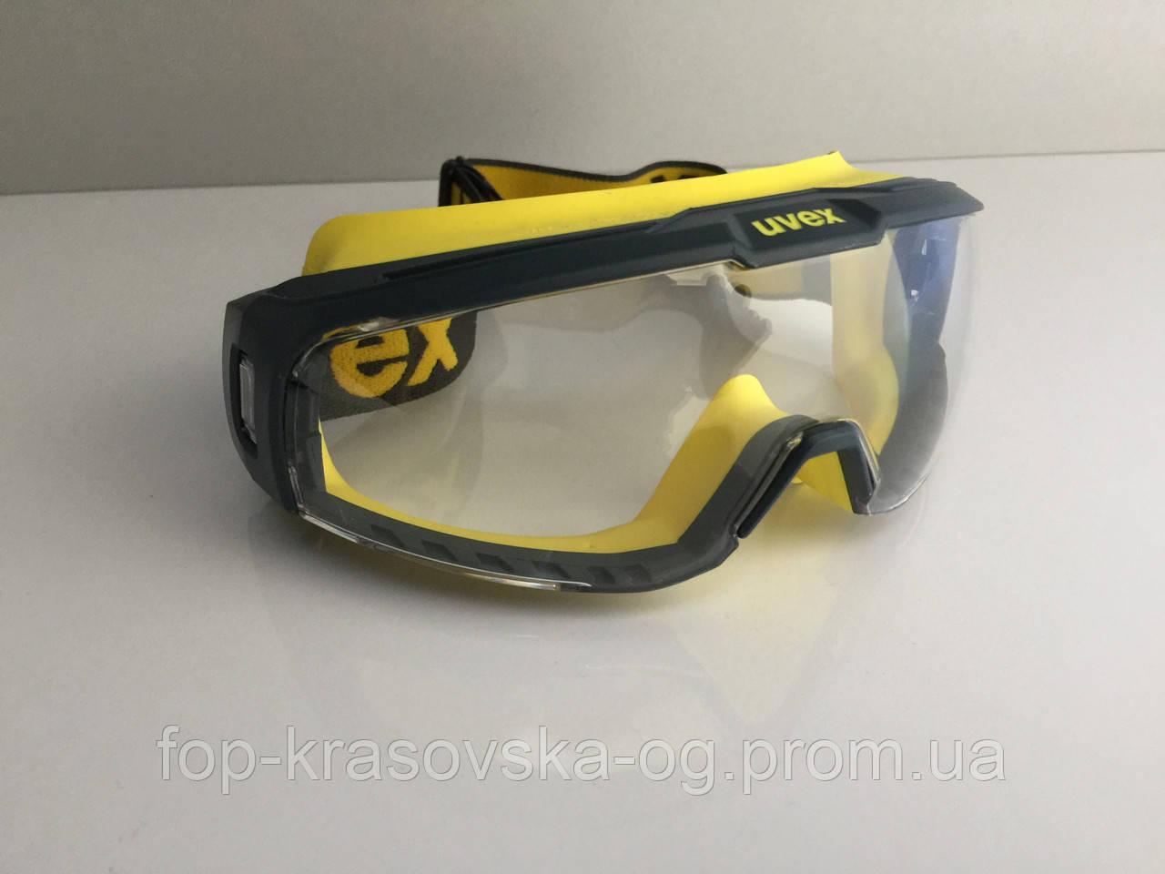 Очки защитные UVEX U-SONIC 9308247