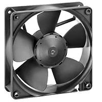 Компактные вентиляторы Ebmpapst от 25 до 250 мм осевые