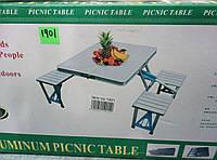 Набор для пикника стол+4 стула