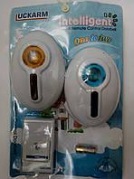 Беспроводной  дверной звонок на батарейках