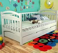 """Кровать детская """"Алиса"""" TM ArborDrev, фото 1"""
