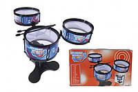 Музыкальный инструмент Simba Toys Барабанная установка 37 см (6838996)