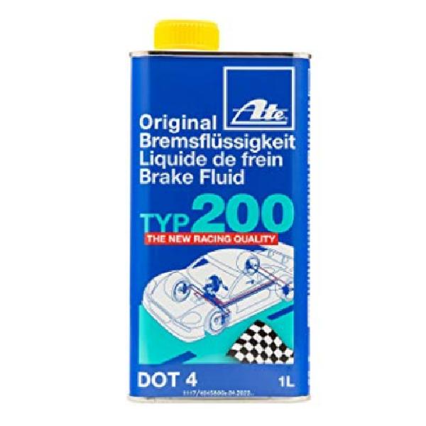 Тормозная жидкость ATE Brake Fluid TYP 200  03.9901-6202.2