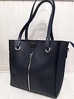 Женская сумка ZARA синяя