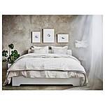 IKEA KRUSNING Абажур, белый  (002.599.14), фото 5