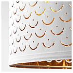 IKEA NYMO Абажур, белый, латунь цвет  (503.408.32), фото 3