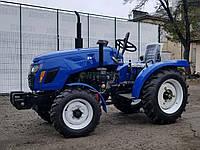 Трактор с доставкой Булат 254 (24 л.с. ГУР, блокировка) Новинка 2019г, фото 1