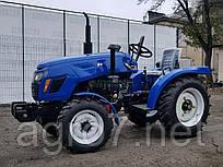 Трактор с доставкой Булат 254 (24 л.с. ГУР, блокировка) Новинка 2019г