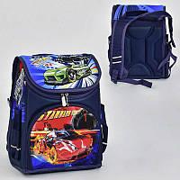 Рюкзак школьный N 00118 (50) 2 кармана, спинка ортопедическая