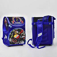 Рюкзак школьный N 00160 (30) 2 кармана, спинка ортопедическая, ножки пластиковые