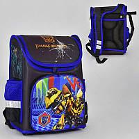 Рюкзак школьный N 00175 (30) 2 кармана, спинка ортопедическая, ножки пластиковые
