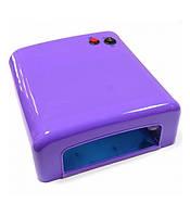 Ультрафиолетовая лампа для сушки гель-лака 36 В, Фиолетовая