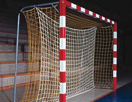 Сетки-гасители для минифутбола и гандбола