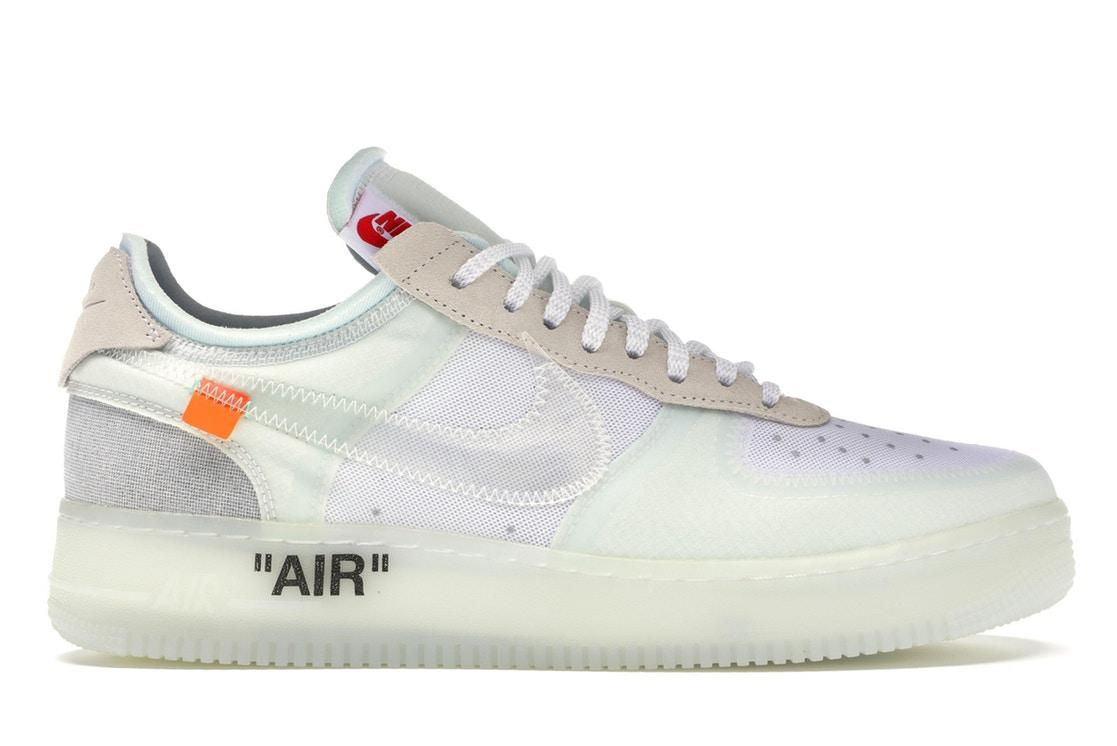 f273c79f Кроссовки Off-White X Nike Air Force 1 Low - White, цена 1 749 грн ...