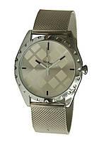 Часы наручные мужские на стальном браслете