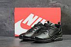 Мужские кроссовки NIke (Черные) , фото 2