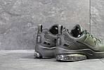 Мужские кроссовки NIke (Черные) , фото 4