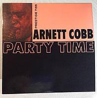 CD диск Arnett Cobb - Party Time
