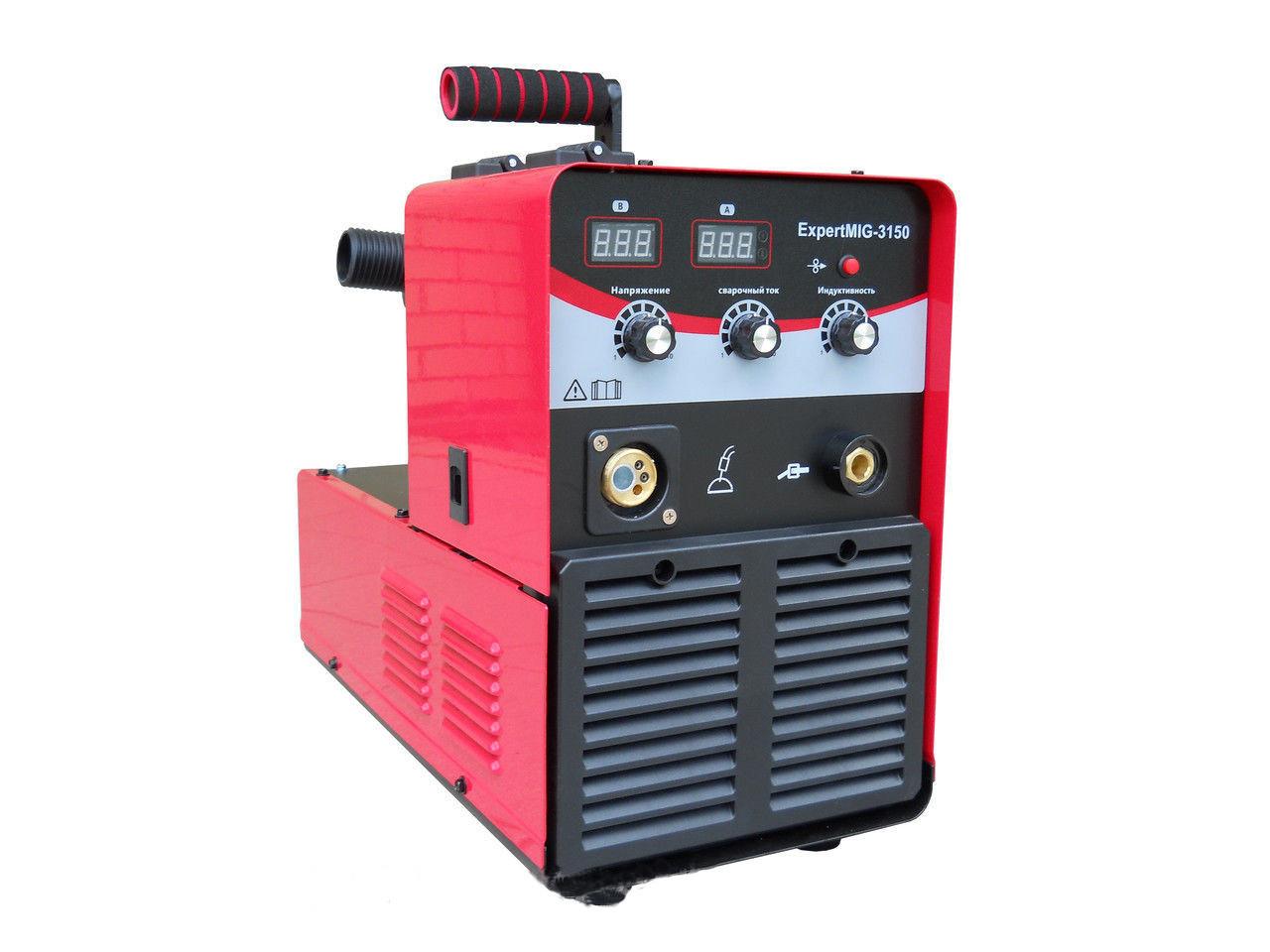 Сварочный инверторный полуавтомат Edon EXPERT MIG 3150 (+MMA)