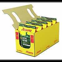 Josera Active Nature 0,9 кг * 5 шт  - корм для активных собак с повышенным содержанием мяса ягненка и птицы