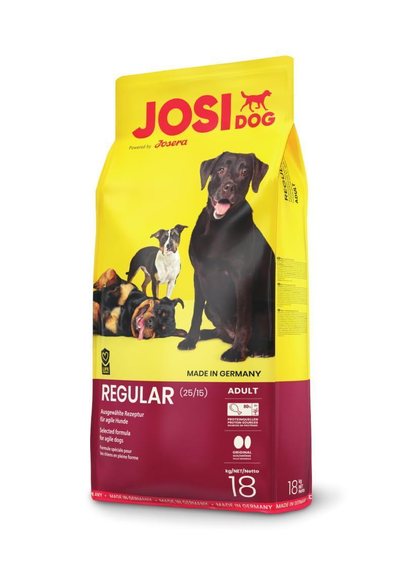 Josera JosiDog Regular 18кг- корм для взрослых собак