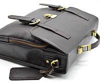 Портфель мужской TC-4464-4lx TARWA, из натуральной телячьей кожи