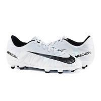 534ec5d2 Бутсы пластик детские Nike Mercurial Vortex III FG CR7 Junior 852494-401(01-