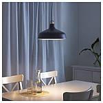 IKEA RANARP Підвісний світильник, чорний (203.909.51), фото 3