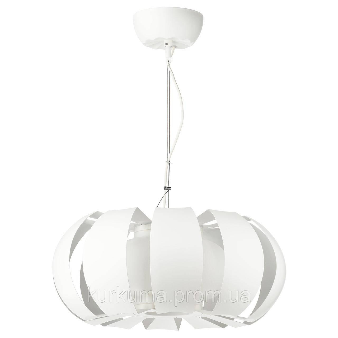 IKEA STOCKHOLM Подвесной светильник, белый  (002.286.06)