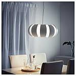 IKEA STOCKHOLM Подвесной светильник, белый  (002.286.06), фото 3