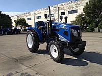 Трактор с доставкой JINMA JMT3244HXRN (реверс) 2019г, фото 1
