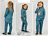 Спортивный костюм  для девочек Размеры. 116-152, фото 3