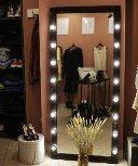Зеркало с подсветкой Lukas
