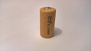 Акумулятор технічний MSS Sub-c 1,2 v 1700mAh (Ni-Cd)